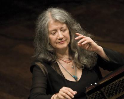 Martha Argerich Photo: (c) Robbie-Jack-Corbis