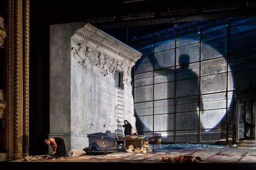 ELEKTRA by Richard Strauss; Royal Opera House,; Covent Garden; Credit: © CLIVE BARDA/ArenaPAL;