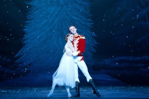 Christmas Prince Cast >> Scintillating Christmas Treat from English National Ballet : Seen and Heard International