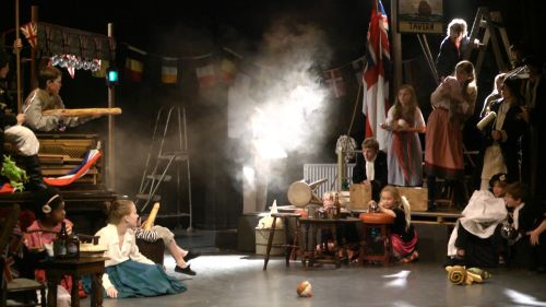 Jubliee Opera Presents Stagework Based on Britten's Late Works