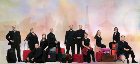 Tallis Scholars-Photo Eric Raymond