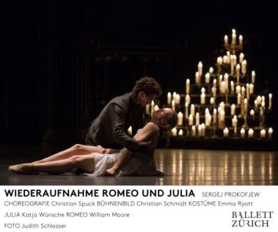 Ballett Zürich - Romeo und Julia - Wiederaufnahme - 2013/14