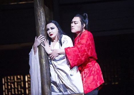 Turandot by Puccini @ Royal Opera House. ©Tristram Kenton