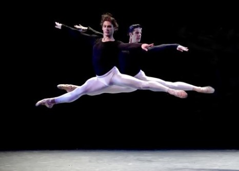 Kings of the Dance. Ivan Vasiliev and Marcelo Gomes in KO'd (c)Gene Schiavone-500