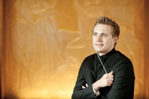Vasily Petrenko, photo by Mark McNulty