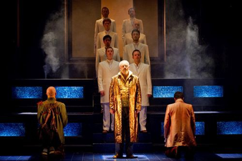 The Magic Flute - Mozart - English Touring Opera - The Hackney Empire - 7th March 2014