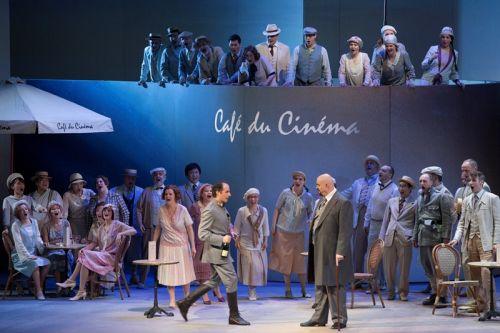 "Oper Leipzig am  ""Manon Lescaut"" Foto Tom Schulze"