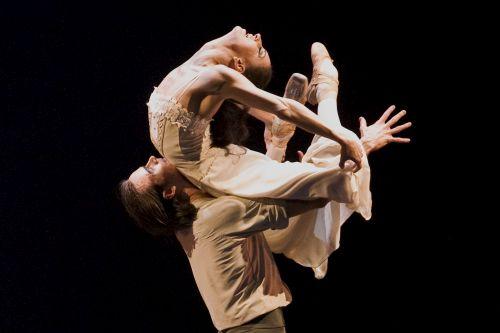 Eifman Ballet in 'Anna Karenina'  photo by Hana Kudryashova