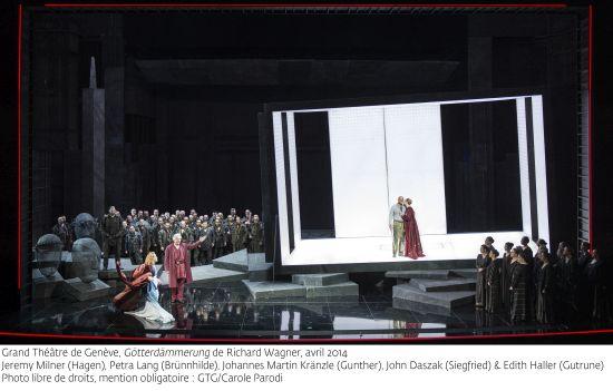 Gotterdammerung ACT II (c) GTG&CaroleParodi