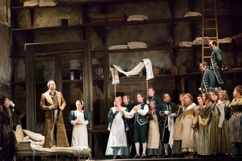 he Royal Opera  Le Nozze Di Figaro by Mozart he Royal Opera