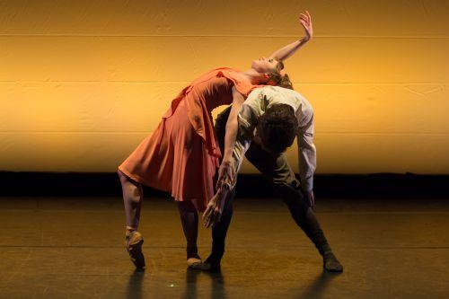 English National Ballet's Choreographics 2014