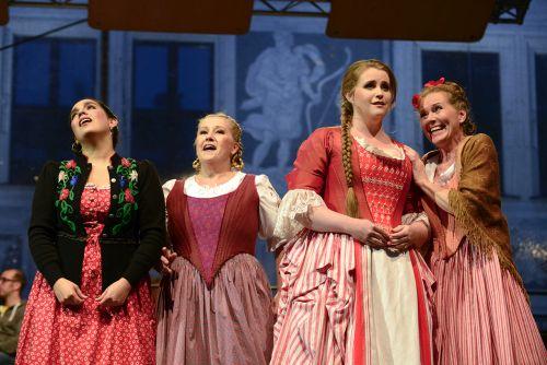 Carolina Ullrich, Simone Schröder, Rachel Willis-Sørensen, Angela Liebold © Matthias Creutziger