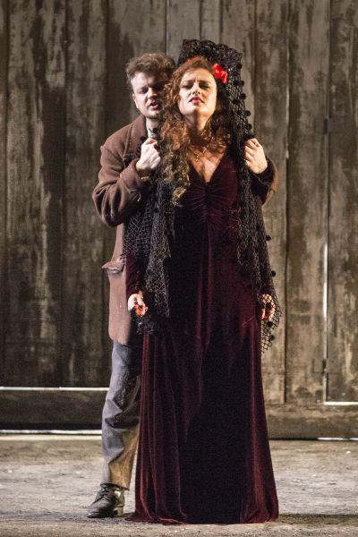 Teatro dell'Opera CARMEN Musica di Georges Bizet