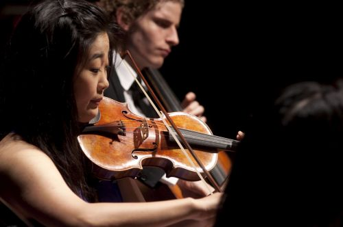 The Chamber Music Society of Lincoln Center © Tristan Cook