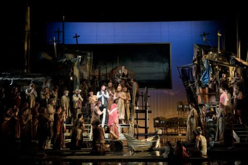The Pearl Fishers c Mike Hoban