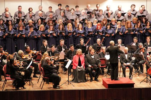Ensamble Lírico Orquestal's Festival Vivaldi Mendelssohn. (Photo Ensamble Lírico Orquestal)