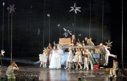 L'Orfeo Photo (c) © Bayerische Staatsoper