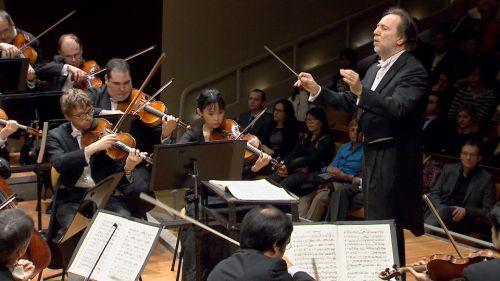 Riccardo Chailly, photo Berliner Philharmoniker, Digital Concert Hall