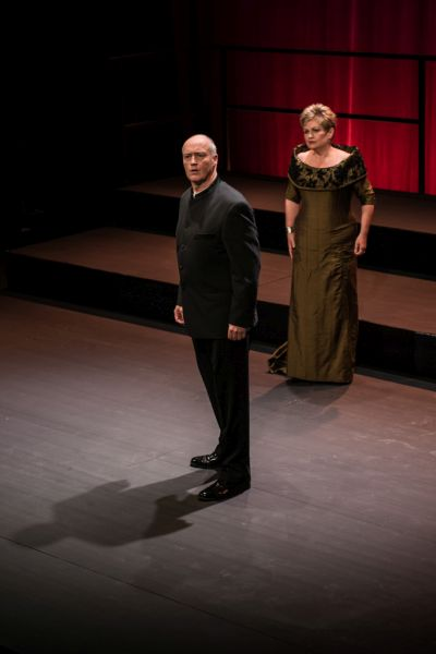 Susan Bullock and Richard Berkley-Steel in Opera Gala