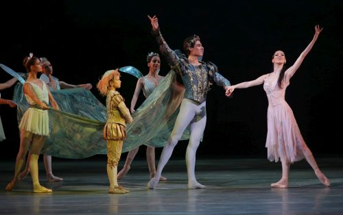 A Midsummer Nights Dream Viktoria Tereshkina Photo Natasha Razina Timur Askero
