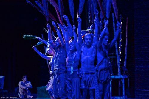 dell'Arte Opera Ensemble's THE FAIRY QUEEN Photo (C)