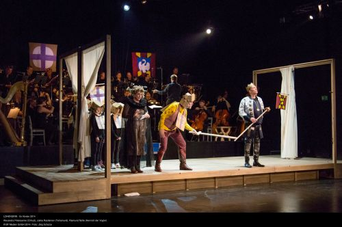 LohengrinKinder Photo Credit Enrico Nawrath/Bayreuth Festival
