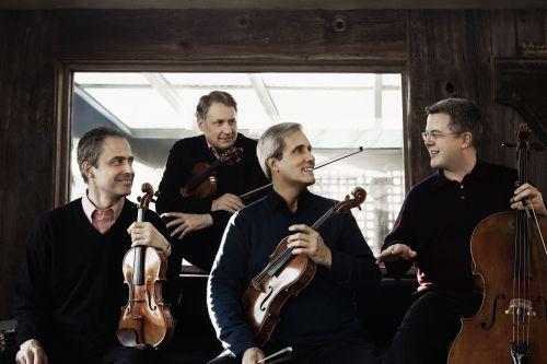 Emerson String Quartet Photo Credit: Lisa Mazzucco