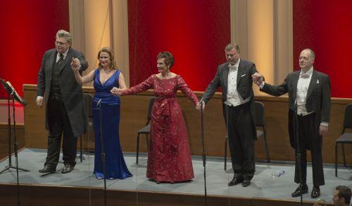 Tristán e Isolda - Versión de concierto - Foto 3-500