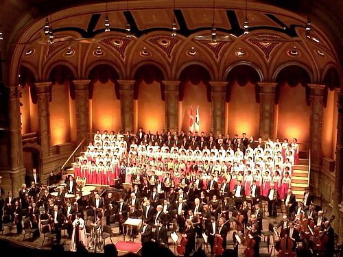 Vancouver Symphony Orchestra at Orpheum Theatre