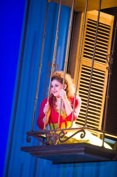 Barber Of Seville  Rosina Played  by Serina Malfi  (c) ROH