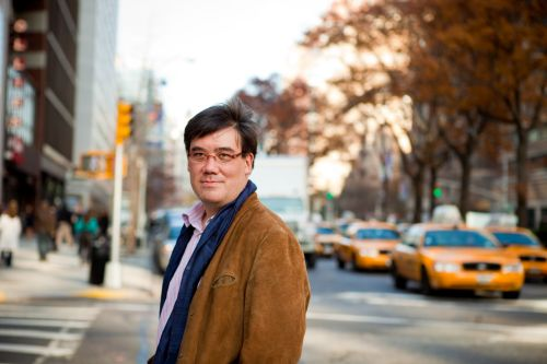 Alan Gilbert in New York, 11/18/09.  Photo by Chris Lee.