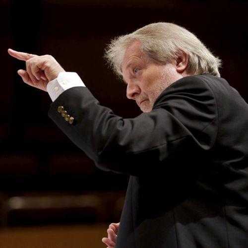 Peter Eoetvoes, Komponist und Dirigent / 05.05.2010 / Koelner Philharmonie