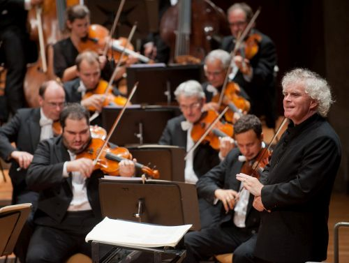 Berliner Philharmoniker, Sir Simon Rattle