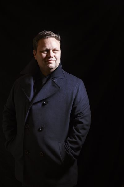 Paul Potts (c) Max Dodson