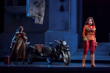 "Ana María Martínez as Donna Elvira in ""Don Giovanni"" at Lyric Opera of Chicago. Photo: Todd Rosenberg."