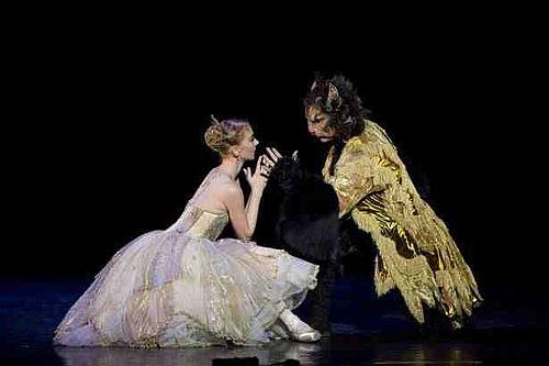 Beauty and the Beast  Photo Birmingham Royal Ballet