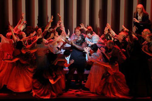 Dido and Aeneas Photo Craig Matthews/LA Opera