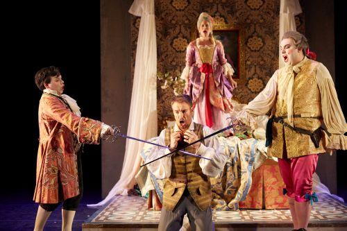 LA SCALA DI SETA at The Royal Opera House Linbury Studio Theatre Photo (c) Mark Douet