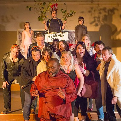 Falstaff  (c) Fulham Opera