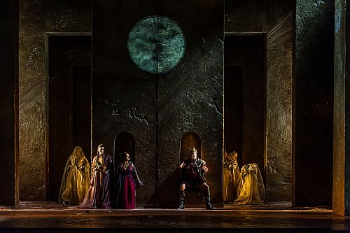 Salomé by Antoine Mariotte–Wexford Festival Opera 2014 – photo by Clive Barda_