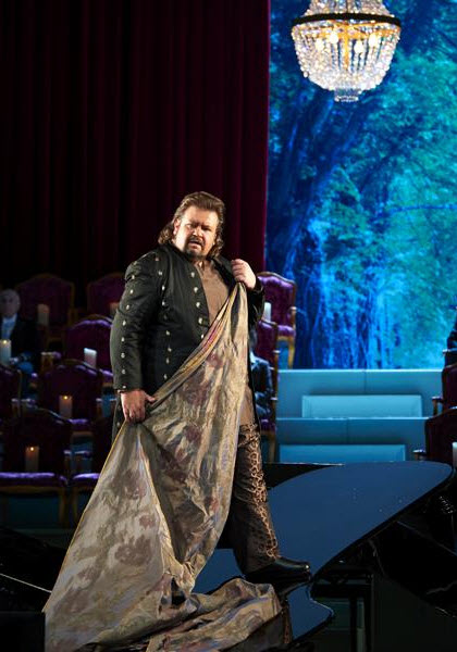 In Staatsoper Ariadne, Frothy Staging and Uneven Thielemann – Seen and  Heard International