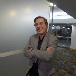 Arnaldo Cohen (Photo by Sherry Wang)