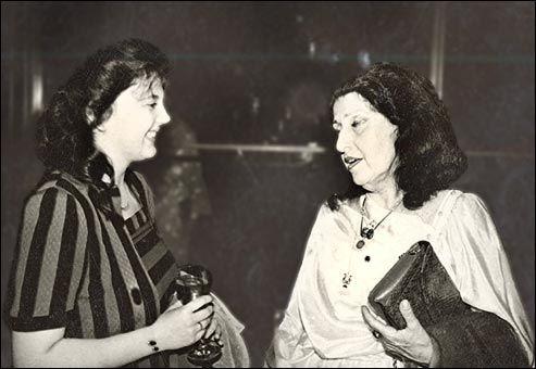 Tasmin meets Ida Haendel