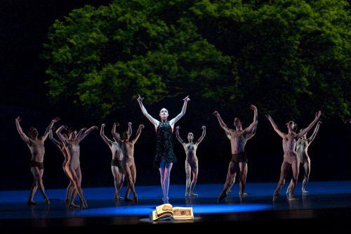 FUMBLING TOWARDS ECSTASY Alberta Ballet 2011
