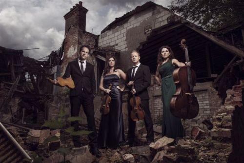 Carducci Quartet Photo (c) Tom Barnes