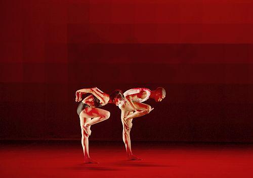 Pic credit Wayne MacGregor/Random Dance