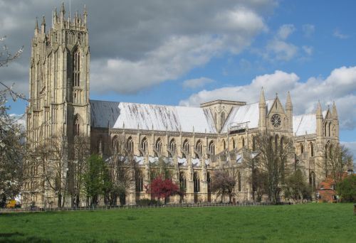 Beverley Minster credit Terry Suthers