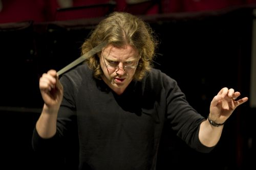 Birmingham Royal Ballet Koen Kessels Conductor Photo Bill Cooper