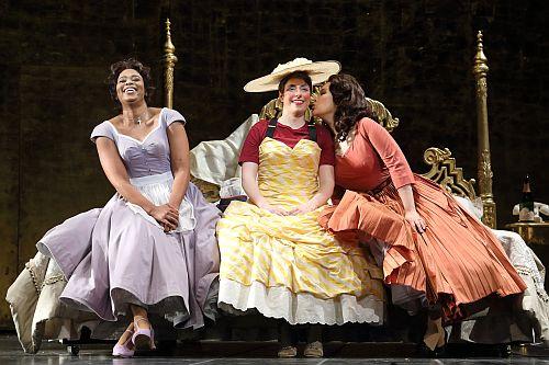 Marriage of Figaro Photo: Craig T. Matthew/LAO