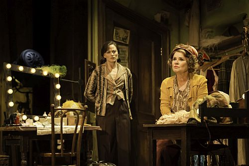 GYPSY by Sondheim, ;          , Music - Stephen Sondheim, based on book by Arthur Laurents, Director - Jonathan Kent, Choreography - Stephen Mear, Designer - Anthony Ward, Lighting - Mark Henderson,  The Savoy Theatre, London, 2015,  Credit: Johan Persson - www.perssonphotography.com